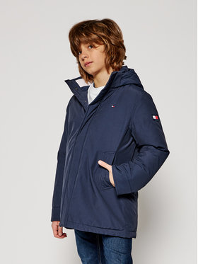 Tommy Hilfiger Tommy Hilfiger Giubbotto piumino Essential Padded KB0KB05984 D Blu scuro Regular Fit