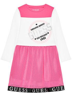Guess Guess Vestito da giorno K1YK00 K6YW1 Rosa Regular Fit