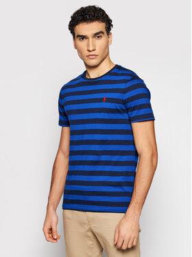Polo Ralph Lauren Polo Ralph Lauren T-shirt Classics 710823560006 Šarena Custom Slim Fit