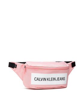 Calvin Klein Jeans Calvin Klein Jeans Чанта за кръст Waistbag K60K608240 Розов
