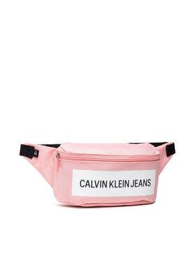 Calvin Klein Jeans Calvin Klein Jeans Сумка на пояс Waistbag K60K608240 Рожевий