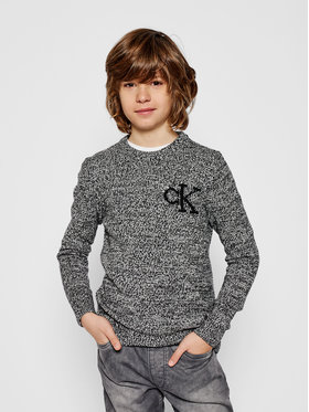 Calvin Klein Jeans Calvin Klein Jeans Svetr IB0IB00620 Barevná Regular Fit