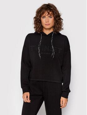 TWINSET TWINSET Sweatshirt 212TT2090 Schwarz Regular Fit