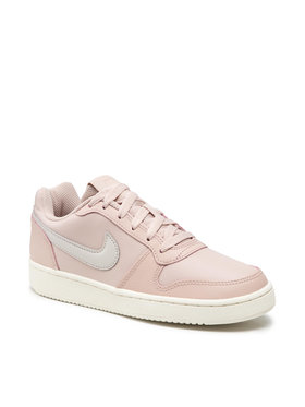 Nike Nike Обувки Ebernon Low AQ1779 200 Сребрист
