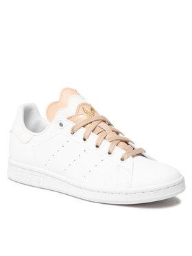 adidas adidas Pantofi Stan Smith W H03122 Alb