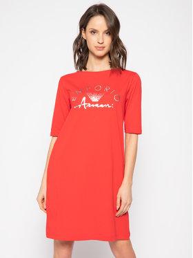 Emporio Armani Emporio Armani Kasdieninė suknelė 164333 0P291 00074 Raudona Regular Fit