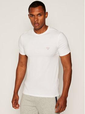 Guess Guess T-Shirt Cn Ss Core M81I32 J1300 Biały Regular Fit