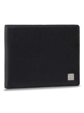 Trussardi Trussardi Duży Portfel Męski Wallet Credit Card 71W00005 Granatowy