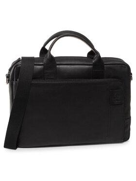 Strellson Strellson Чанта за лаптоп Hyde Park 4010002766 Черен