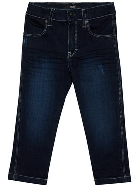 Boss Boss Jeans J04383 M Dunkelblau Slim Fit