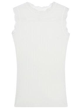 NAME IT NAME IT Blusa 13189351 Bianco Slim Fit