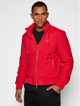 Armani Exchange Armani Exchange Übergangsjacke 8NZB60 ZN97Z 0477 Rot Regular Fit