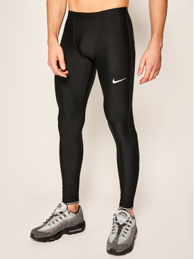 NIKE NIKE Legíny AT4238 Čierna Tight Fit