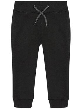 NAME IT NAME IT Teplákové kalhoty Solid Coloured 13153684 Černá Regular Fit