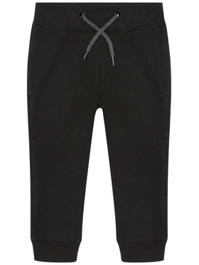NAME IT NAME IT Teplákové nohavice Solid Coloured 13153684 Čierna Regular Fit