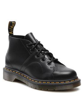 Dr. Martens Dr. Martens Chaussures Rangers Church 26256001 Noir