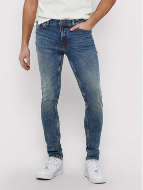 ONLY & SONS ONLY & SONS Jeansy Slim Fit Loom 22018609 Modrá Slim Fit