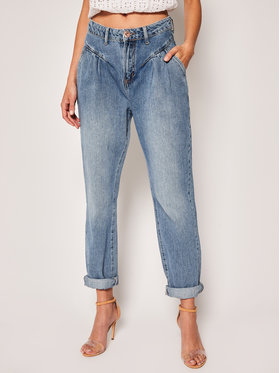 One Teaspoon One Teaspoon Jeansy Relaxed Fit Pacifica Strtwalker 22933 Mėlyna Regular Fit
