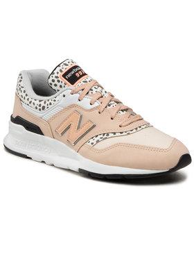 New Balance New Balance Sneakersy CW997HPR Różowy
