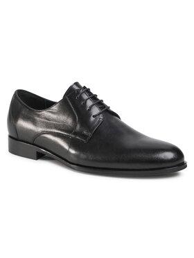Gino Rossi Gino Rossi Обувки TA-6808 Черен