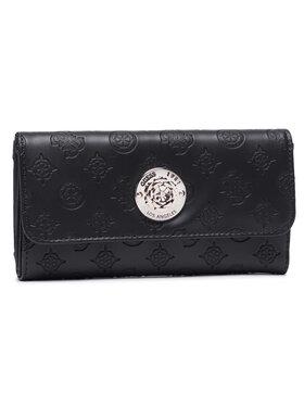 Guess Guess Велике жіноче гаманець Dayane (SG) Slg SWSG79 68650 Чорний