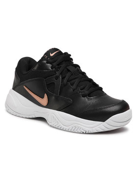 Nike Nike Boty Court Lite 2 AR8838 003 Černá