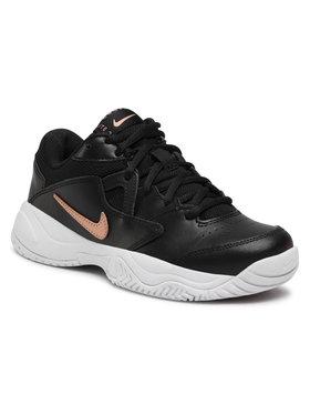 Nike Nike Обувки Court Lite 2 AR8838 003 Черен