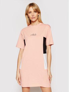 Fila Fila Každodenné šaty Jadyn 683291 Ružová Regular Fit