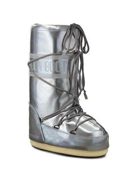 Moon Boot Moon Boot Sněhule Vinile Met. 14021400004 Stříbrná