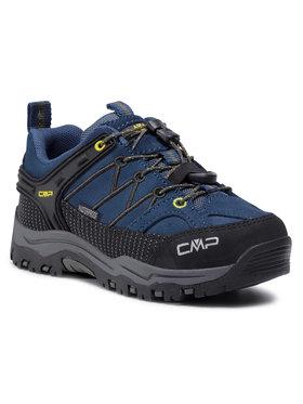 CMP CMP Bakancs Kids Rigel Low Trekking Shoes Wp 3Q13244 Sötétkék