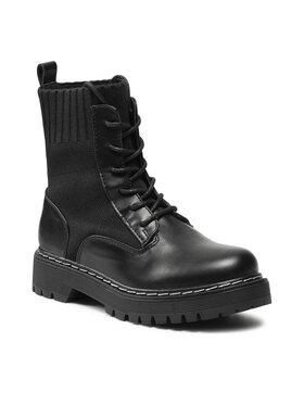 DeeZee DeeZee Turistická obuv CS5587-05 Černá