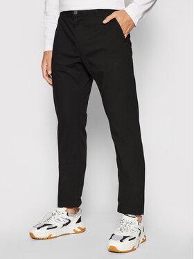 Tommy Jeans Tommy Jeans Spodnie materiałowe Ethan DM0DM10119 Czarny Regular Fit