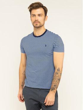 Polo Ralph Lauren Polo Ralph Lauren T-Shirt 710671463 Dunkelblau Custom Slim Fit