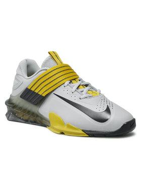 Nike Nike Boty Savaleos CV5708 007 Šedá
