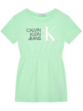 Calvin Klein Jeans Calvin Klein Jeans Marškinėliai Monogram Logo IG0IG00913 Rožinė Regular Fit
