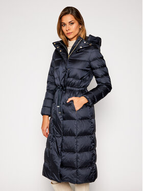 Geox Geox Zimní kabát Tahina W0425G T2412 F4386 Tmavomodrá Regular Fit