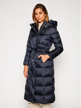 Geox Geox Zimný kabát Tahina W0425G T2412 F4386 Tmavomodrá Regular Fit