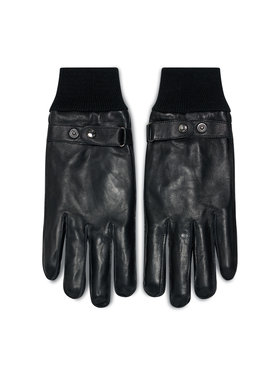 JOOP! Joop! Pánske rukavice Gloves 7166 Čierna
