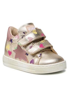 Naturino Naturino Sneakersy Falcotto By Naturino Falcotto Asaha Vl 0012015350.28.0Q06 Złoty