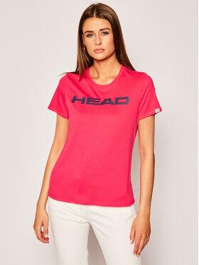 Head Tričko Club Lucy 814400 Ružová Regular Fit