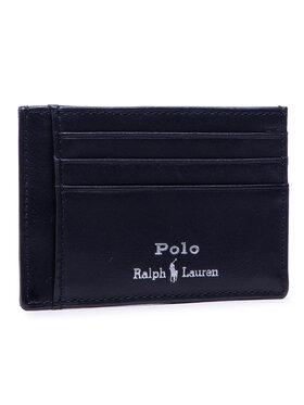 Polo Ralph Lauren Polo Ralph Lauren Puzdro na kreditné karty Mpolo Co D2 405803869002 Čierna