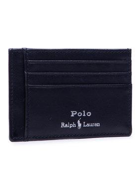 Polo Ralph Lauren Polo Ralph Lauren Θήκη πιστωτικών καρτών Mpolo Co D2 405803869002 Μαύρο