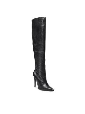 Solo Femme Solo Femme Μπότες 14404-01-L14/000-12-00 Μαύρο