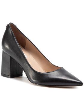 Guess Guess Κλειστά παπούτσια Zacki FL7ZAI LEA08 Μαύρο