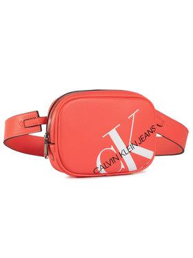 Calvin Klein Jeans Calvin Klein Jeans Чанта за кръст Round Waistbag K60K606853 Розов