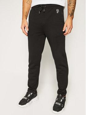 KARL LAGERFELD KARL LAGERFELD Teplákové kalhoty Sweat 705081 502910 Černá Regular Fit