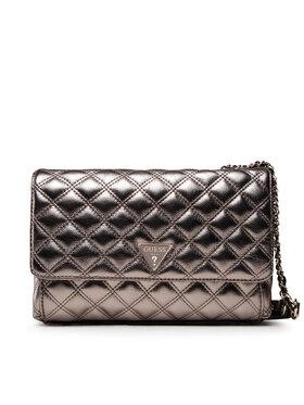 Guess Guess Handtasche HWMG76 79210 Silberfarben