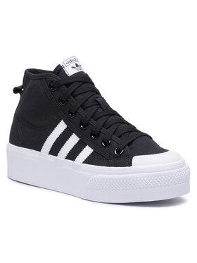 adidas adidas Chaussures Nizza Platform Mid W FY2783 Noir