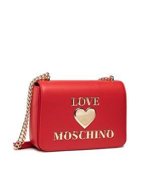 LOVE MOSCHINO LOVE MOSCHINO Дамска чанта JC4054PP1DLF0500 Червен
