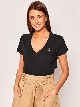 Polo Ralph Lauren Polo Ralph Lauren T-Shirt 211810419 Czarny Regular Fit